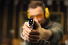 gun στοκ εικόνα με δικαίωμα ελεύθερης χρήσης