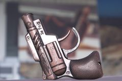 The gun Royalty Free Stock Images