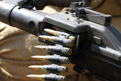 Gun ammunition Royalty Free Stock Photos