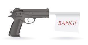 Gun bang Stock Images