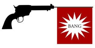 Gun Bang Stock Photos