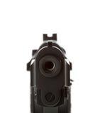 Gun barrel Royalty Free Stock Photography