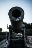 Gun barrel Barca Stock Image