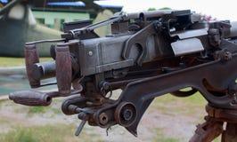 The gun barrel Stock Photo