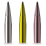 Gun bullet Royalty Free Stock Photography