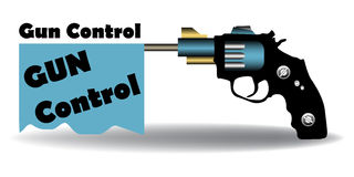 Gun control Stock Photos