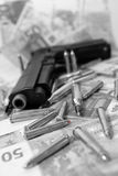 Gun crime 27 Royalty Free Stock Photo