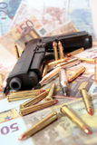 Gun crime 28 Stock Images