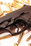 Gun crime Stock Images
