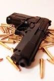 Gun crime Stock Photos