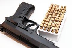 Gun crime Royalty Free Stock Photography