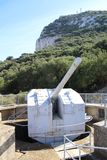 Gun emplacement Stock Photography