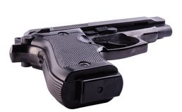 Gun Royalty Free Stock Photography