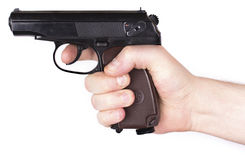 Gun Royalty Free Stock Images