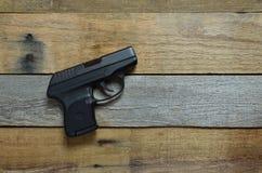Gun, handgun, weapon, firearm Royalty Free Stock Images