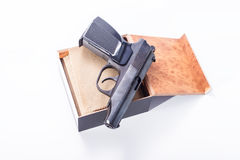 Gun / handgun Stock Photography