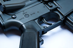 Gun M15A4 Stock Photo