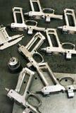 Gun manufacturing Stock Image