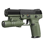 Gun military, police Royalty Free Stock Photography