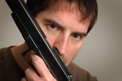 Gun Nut Stock Photography