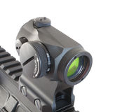 Gun optic Royalty Free Stock Photos