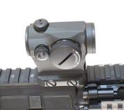 Gun optic Royalty Free Stock Images