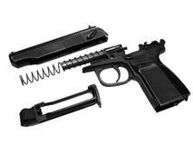 Gun parsed Stock Photos