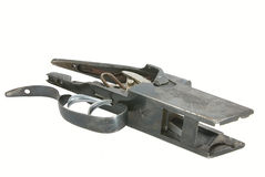 Gun parts Stock Photography