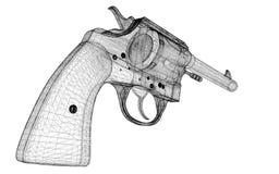 Gun, pistol Royalty Free Stock Image