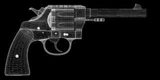 Gun, pistol Royalty Free Stock Photography
