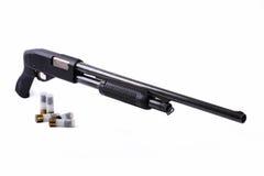 Gun for protection Stock Photo