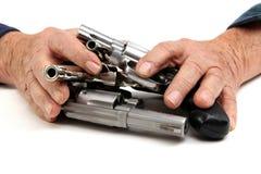 Gun protection Royalty Free Stock Photos
