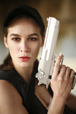 Gun safety Royalty Free Stock Photography