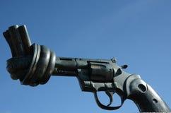 Free Gun Sculpture Royalty Free Stock Photo - 87125835