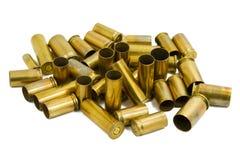 Gun shelling Stock Image