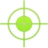 Gun target Stock Images