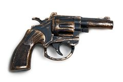 Gun toy Stock Images