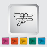 Gun toy Royalty Free Stock Photography