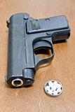 Gun toy Stock Photography