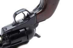 Gun trigger Stock Photography