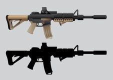 Gun Weapons Royalty Free Stock Image