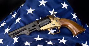 The gun that won the west. Royalty Free Stock Photography