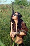 Gun3 Royalty Free Stock Photography