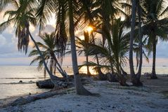 Guna yala Islands, Kuna Yala, San Blas, Panama. Paradise. Sunset. sunrise. Guna Yala Islands, Kuna Yal, San Blas, Panama. Paradise. Sunset. Sunrise stock images