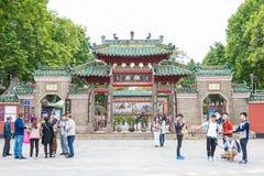 GUNAGDONG, CHINA - Nov 28 2015: Foshan Ancestral Temple(Zumiao T Royalty Free Stock Image