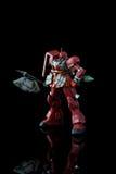 从Gundam的Gundam 免版税库存照片