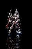 从Gundam的Gundam 库存照片