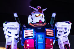 Gundam 图库摄影