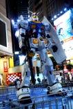 Gundam i Hong Kong Arkivbilder
