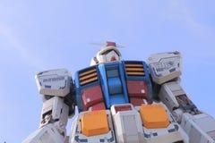 Gundam Odaiba Tokyo Japan Stock Images